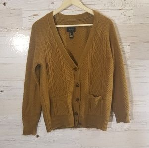 Forever 21 cardigan wool sweater